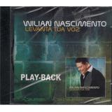 Playback Wilian Nascimento   Levanta Tua Voz [original]